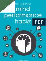 Mind Performance Hacks Download