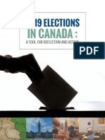 A Tool for Reflection and Action - Elections in Canada