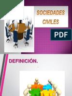 sociedades civiles
