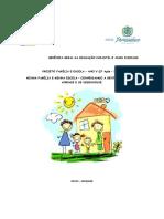 Família e Escola - Ações
