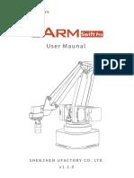 manual de robot