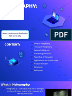 Fce 1st Presentation