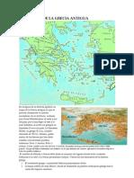 GEOGRAFIA EN LA GRECIA ANTIGUA