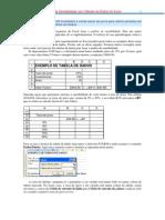 Analise de Sensibilidade No Excel