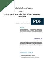U4_Estimación Por Intervalos de Confianza y Tipos de Muestreo (1)