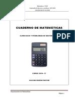 Cuadernillo Matematicas 1ESO_2017-18
