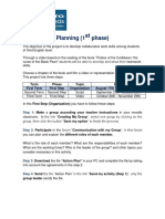 Instructions (1st Phase)