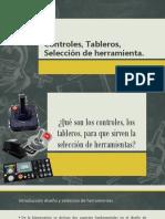 Diseño y Tipos de Controles