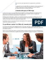 Comunicación - Material Para PPT