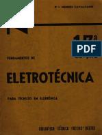 Fundamentos de Eletrotecnica 17 Ed - Cav
