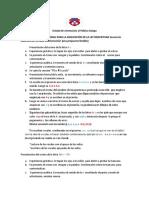 Secuencia Didáctica Del Método Multisensorial