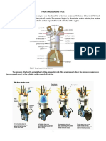 Operation of Four Stroke Engine