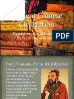 Ancient Chinese Civilization Powerpoint