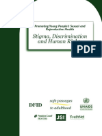 Kate Wood and Peter Aggleton - Promoting Young People's Sexual and Reproductive Health_ Stigma, Discrimination and Human Rights (2004)