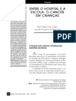 ENTRE O HOSPITAL E A ESCOLA - Cohen.pdf
