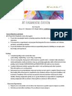 classroom management plan voh