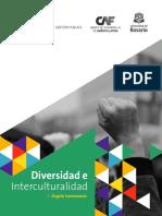 Diversidad e Interculturalidad - Ángela Santamaría