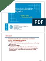 Slides 01 XML Handouts