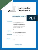 Puente Informe Final