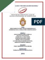 Grupo-3-MEDICAMENTOS-PARA-TRATAR-EMERGENCIAS-Y-URGENCIAS-EN-EL-CONSULTORIO-ODONTOLÓGICO-1
