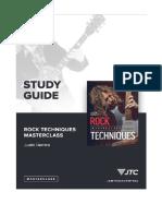 Justin Derrico Rock Techniques PDF