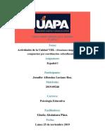 Tarea Actividades Unidad Viii Español i