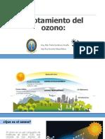 AGOTAMIENTO CAPA DE OZONO