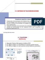 Ivb Clase Banda Ancha Telecomunicaciones