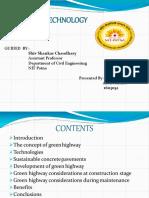 Green Road Technology