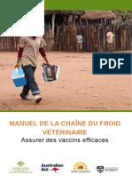 Manuel de La Chaîne Du Froid Vétérinaire