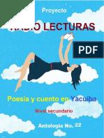 Proyecto de Radio Lecturas de Yacuiba