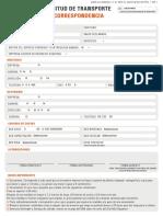 ADM-L4-SAM(CL)-11-01 Solicitud de Transporte y Correspondencia Rev.01 (2)