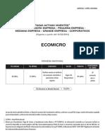 Tarifario Ecomicro 10-12-2018