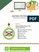 Sistem Utilitas