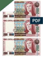 formato de dinero