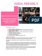 Plan de Alimentación Fit Club