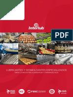 Guía Rápida de Productos_INTERLUB_Ind. Alimenticia