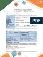 Guía de Actividades y Rubrica de Evaluacion - Fase 2 - Realización Del Estudio de Mercado Internacional