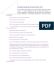 Indian and International Accounting Standards