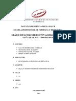 Grado Edulcorante de Stevia Rebaudiana vs Azúcar de Uso Comestible (1)