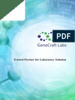 General Catalog PT. Genecraft Labs