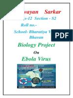Bio Project Class 12