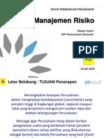 20190704 Manajemen Risiko