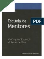Escuela de Mentores.2017