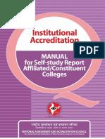 Affiliated College Manual 11-01-2019