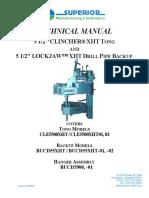 Cle5500xht Bucd5500 Rev02-08.PDF