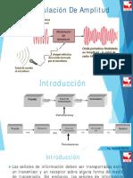 Clase modulación AM