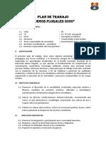 Plan General Juegos Florales 2020