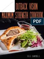 outback vision - maximum strength cookrock