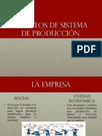 Modelos de Produccion